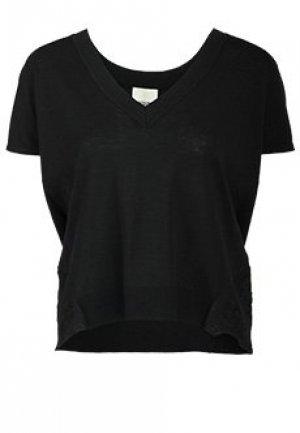 Пуловер SEMICOUTURE. Цвет: черный