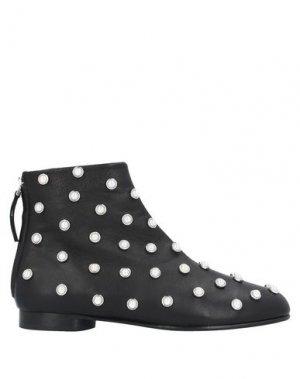 Полусапоги и высокие ботинки 3.1 PHILLIP LIM. Цвет: черный