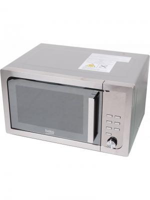 Микроволновая печь MGF23210X BEKO. Цвет: серебристый