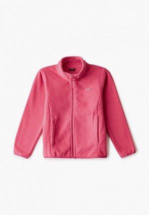 Олимпийка 4F. Цвет: розовый