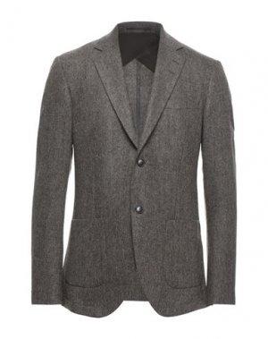 Пиджак TIGER OF SWEDEN. Цвет: темно-коричневый