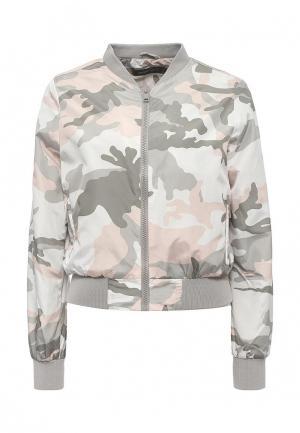 Куртка Brave Soul. Цвет: разноцветный