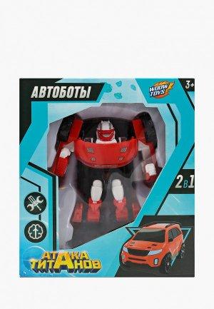 Робот Woow Toys. Цвет: красный