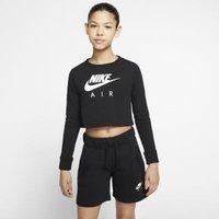 Футболка с длинным рукавом для девочек школьного возраста Nike Air