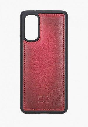 Чехол для телефона Bouletta Samsung Galaxy S20. Цвет: бордовый