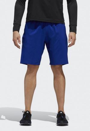 Шорты спортивные adidas PURE SHORT M. Цвет: синий