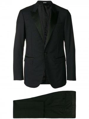 Formal two-piece suit LANVIN. Цвет: синий