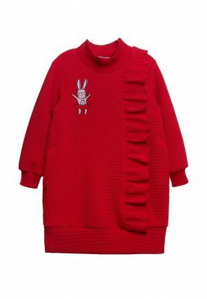 Платье Bell Bimbo. Цвет: красный