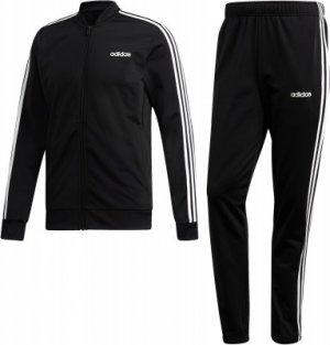 Костюм мужской adidas Back to Basic, размер 44-46. Цвет: черный