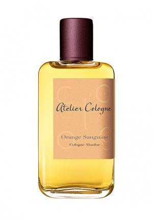 Парфюмерная вода Atelier Cologne Orange Sanguine Absolue 100 мл. Цвет: прозрачный