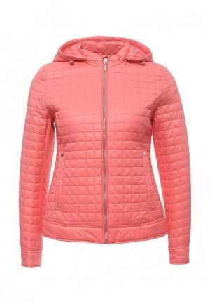 Куртка утепленная Conver. Цвет: коралловый
