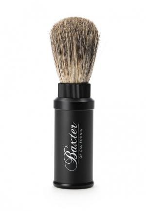Помазок Baxter of California Aluminum Travel Brush
