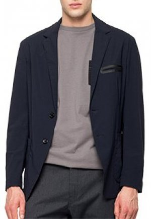 Пиджак REPLAY. Цвет: синий