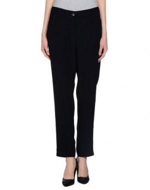 Повседневные брюки I'M ISOLA MARRAS. Цвет: черный
