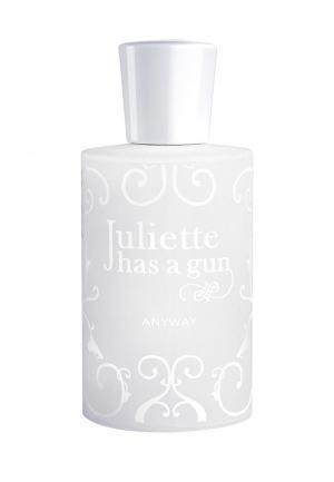 Парфюмерная вода Juliette Has a Gun ANYWAY 100 мл. Цвет: прозрачный