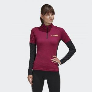 Джемпер для беговых лыж Terrex Agravic adidas. Цвет: none