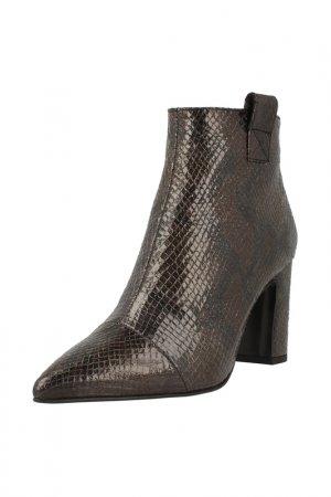 Ankle boots ROBERTO BOTELLA. Цвет: dark brown