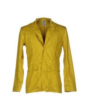 Пиджак BARK. Цвет: желтый