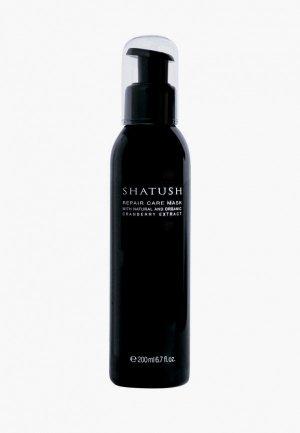 Маска для волос Aldo Coppola SHATUSH восстанавливающая  с экстрактом клюквы 200 мл. Цвет: белый