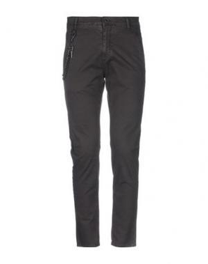 Повседневные брюки ANTONY MORATO. Цвет: темно-коричневый