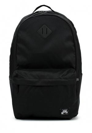 Рюкзак Nike SB ICON BACKPACK. Цвет: черный