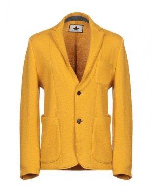 Пиджак MACCHIA J. Цвет: охра