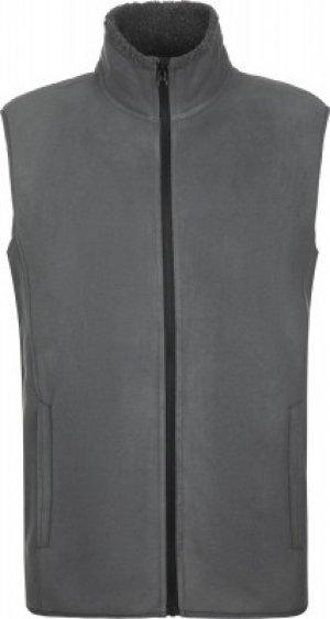 Жилет флисовый мужской , размер 48 Outventure. Цвет: серый