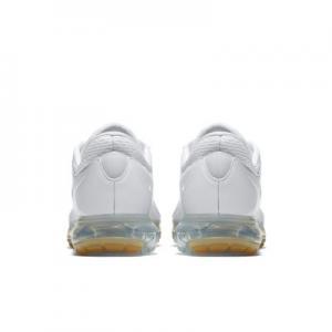 Мужские беговые кроссовки Air VaporMax Nike. Цвет: белый