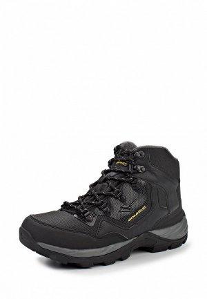 Ботинки трекинговые Gola Active GO641AMCVF76. Цвет: черный