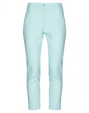 Повседневные брюки COMPAGNIA ITALIANA. Цвет: светло-зеленый