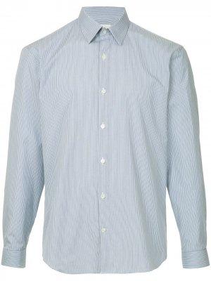 Striped shirt Cerruti 1881. Цвет: синий