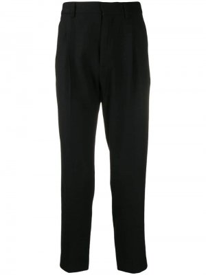Классические брюки строгого кроя Ann Demeulemeester