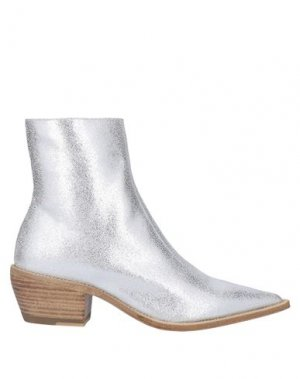 Полусапоги и высокие ботинки PREMIATA. Цвет: серебристый