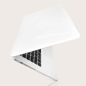 Защитный чехол для MacBook Air 13,3 дюйма SHEIN. Цвет: белый