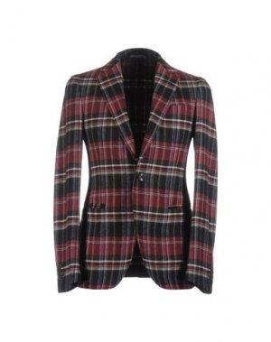 Пиджак ITALIA INDEPENDENT. Цвет: красно-коричневый
