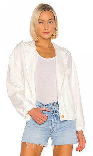Куртка Vince. Цвет: белый