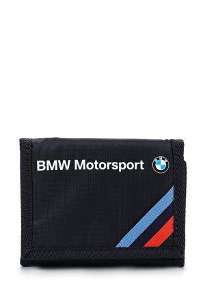 Кошелек Puma BMW Motorsport Wallet team blue-BMW. Цвет: синий