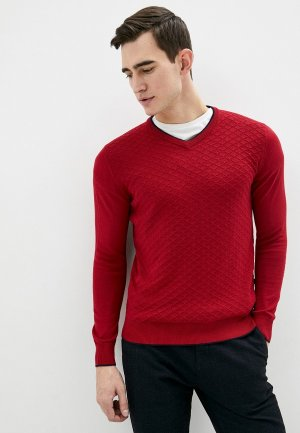 Пуловер Grostyle. Цвет: красный