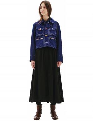 Укороченная джинсовая куртка Undercover