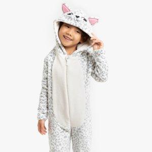 Пижама-комбинезон La Redoute. Цвет: другие