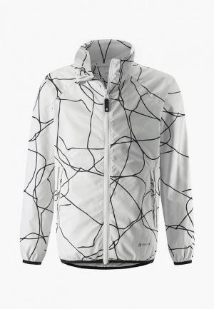 Куртка Reima Medvind. Цвет: белый