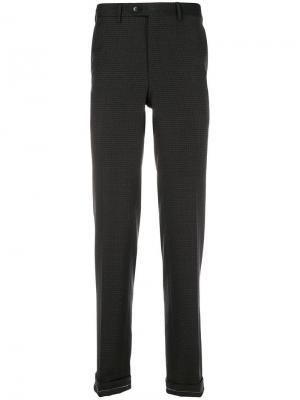 Классические строгие брюки Brioni