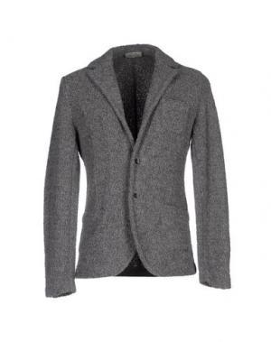 Пиджак BELLWOOD. Цвет: светло-серый
