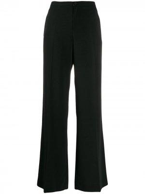 Расклешенные брюки со складками Alysi