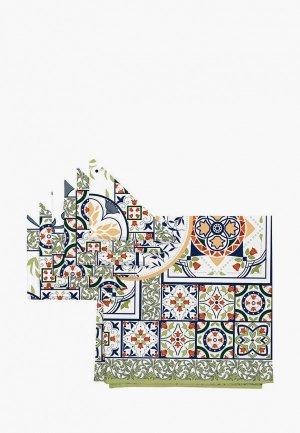 Набор кухонного текстиля Mia Cara скатерть 145х220 + 6 салфеток 32х32