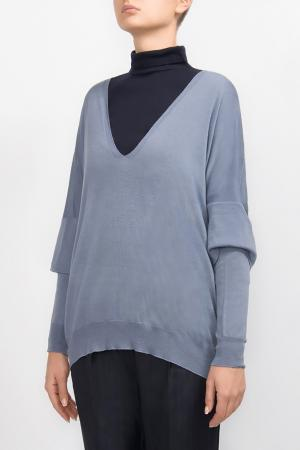 Пуловер лавандового оттенка Les Copains