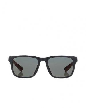 Солнечные очки MYKITA. Цвет: черный