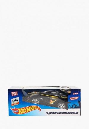 Игрушка радиоуправляемая 1Toy Hot Wheels, багги на р/у. Цвет: черный
