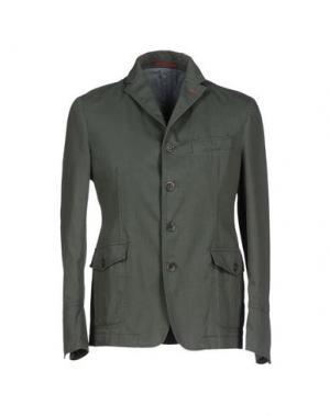 Пиджак ROMEO GIGLI. Цвет: темно-зеленый