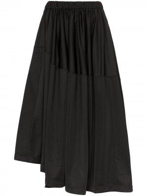 Спортивная юбка Firebird Y-3. Цвет: черный